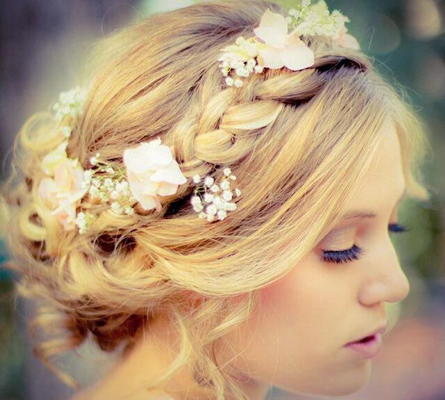 Los mejores peinados de novia mejores el mejor sitio - Peinados de novia recogido ...