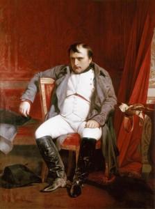 napoleon-abdicando-en-fontanibleu