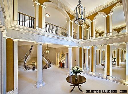 Las mejores casas de famosos for Las mejores casas de los famosos