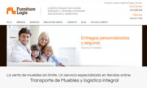 Furniture Logis - Empresa de transporte y montaje de muebles